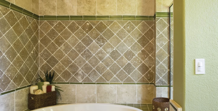 Tile and Stone Walls