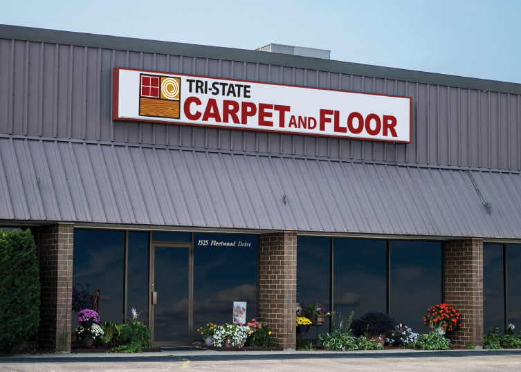 Tri-State Carpet and Floor storefront